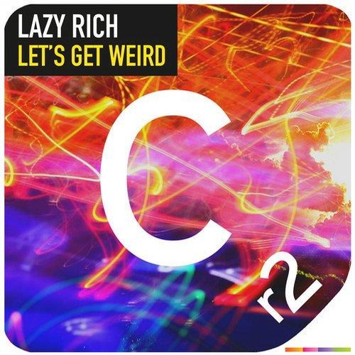 Album Art - Let's Get Weird