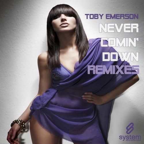 Album Art - Never Comin' Down Remix EP