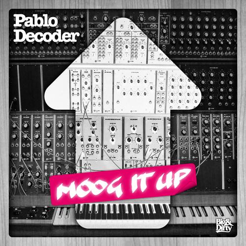 Album Art - Moog It Up