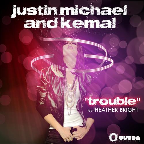 Album Art - Trouble feat. Heather Bright