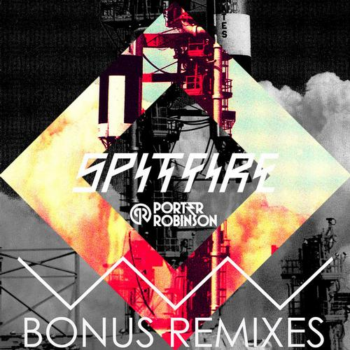 Album Art - Spitfire - Bonus Remixes