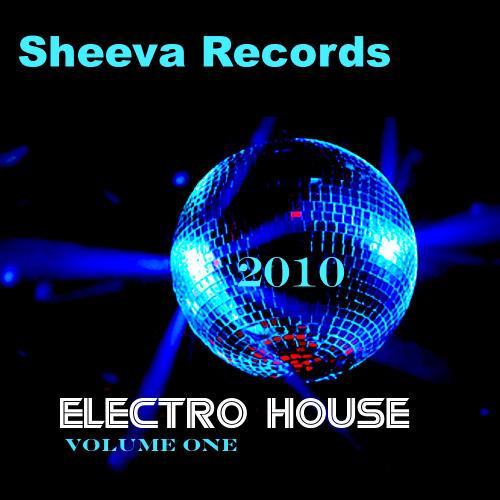 Album Art - Sheeva Electro House Volume One