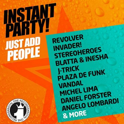 Album Art - Instant Party! Just Add People!