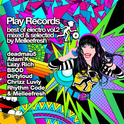 Album Art - Best Of Electro Volume 2