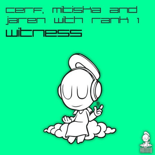 Witness Album Art