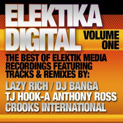 Album Art - Elektika Digital, Vol. 1 (The Best of Elektik Media Recordings)