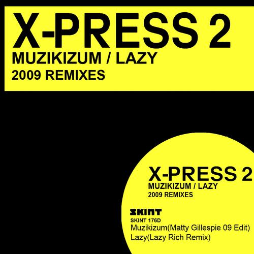 Album Art - Muzikizum / Lazy 2009 Remixes