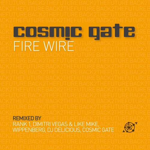 Album Art - Fire Wire