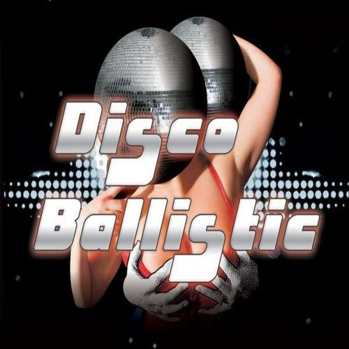 Album Art - Disco Ballistic EP