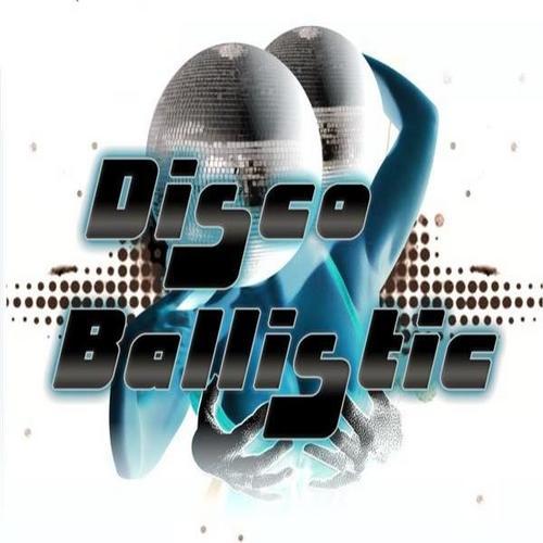 Album Art - Disco Ballistic (Remixes)