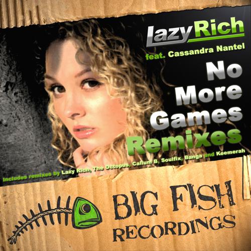 Album Art - No More Games Remixes