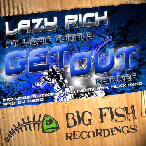 Album Art - Get Out Remixes