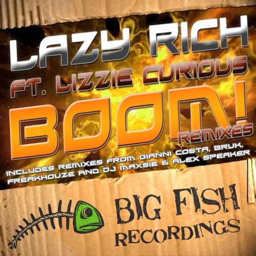 Album Art - Boom Remixes