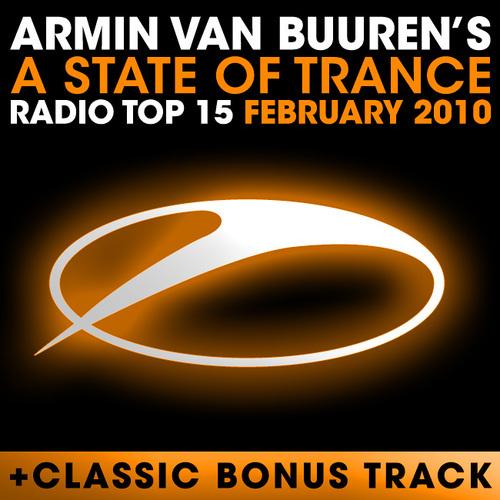 Album Art - A State Of Trance Radio Top 15 - February 2010 - Incl. Classic Bonus Track
