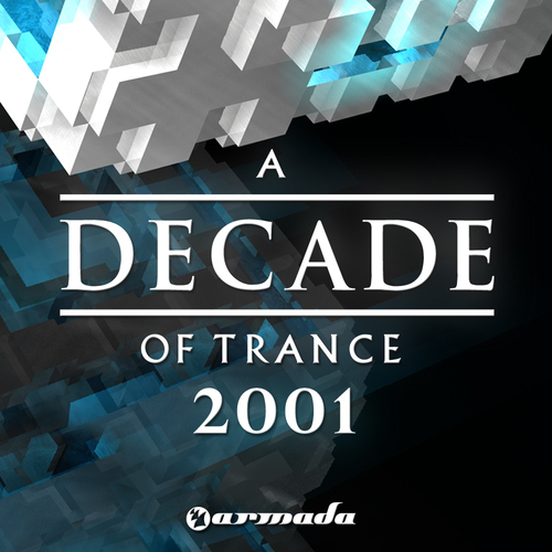 Album Art - A Decade Of Trance - 2001