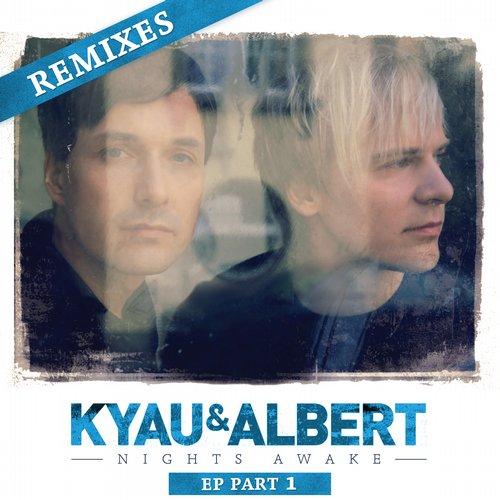 Album Art - Nights Awake Remixes EP 1
