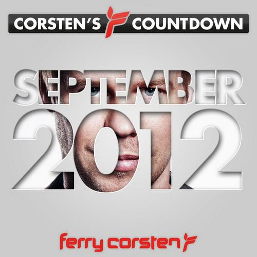 Album Art - Ferry Corsten presents Corsten's Countdown September 2012