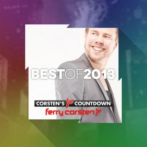 Album Art - Ferry Corsten presents Corsten's Countdown Best of 2013