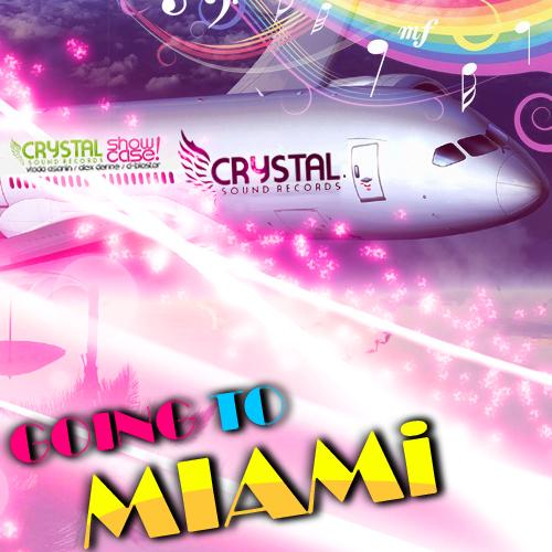 Going To Miami Album Art