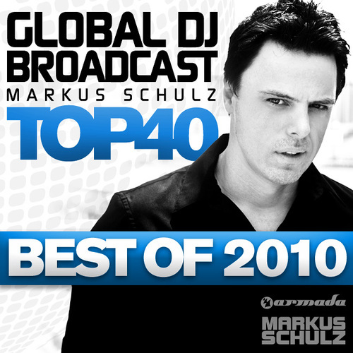 Album Art - Global DJ Broadcast Top 40 - Best Of 2010