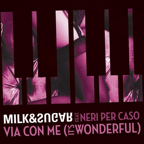 Album Art - Via Con Me (It's Wonderful) Remixes