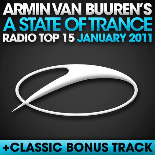 Album Art - A State Of Trance Radio Top 15 - January 2011 - Including Classic Bonus Track