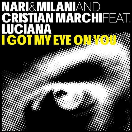Album Art - I Got My Eye On You