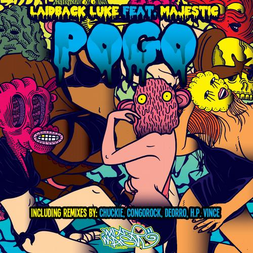 Album Art - Pogo