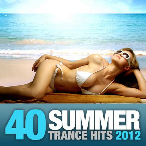 Album Art - 40 Summer Trance Hits 2012