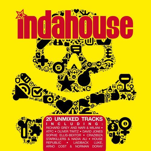 Album Art - INDAHOUSE Vol 1