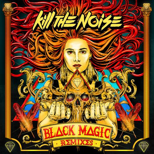 Album Art - Black Magic Remixes