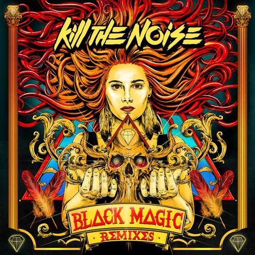 Black Magic Remixes Album Art