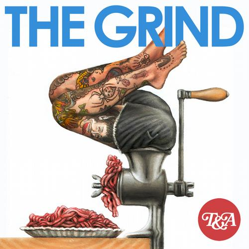 Album Art - The Grind