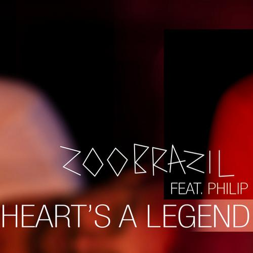Album Art - Heart's a Legend