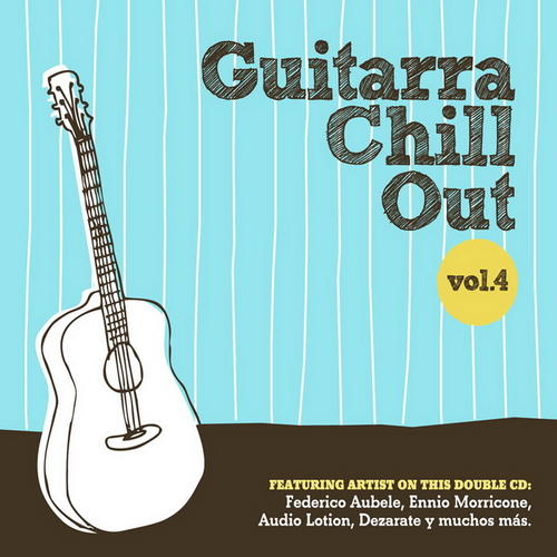 Guitarra Chill Out Volume 4 Album