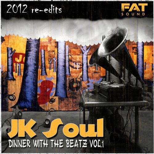 Album Art - Dinner With The Beatz Vol. 1 - 2012 Re-Edits