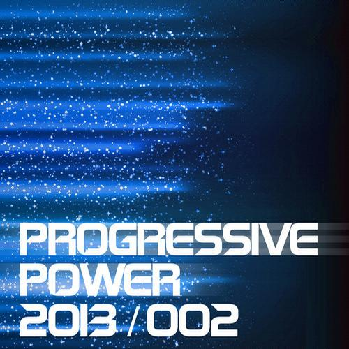 Album Art - Progressive Power 2013-02