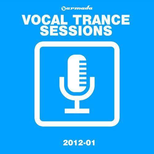 Album Art - Armada Vocal Trance Sessions 2012 - 01