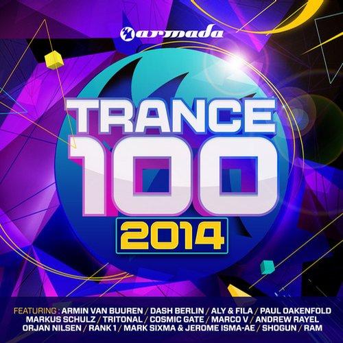 Album Art - Trance 100 - 2014