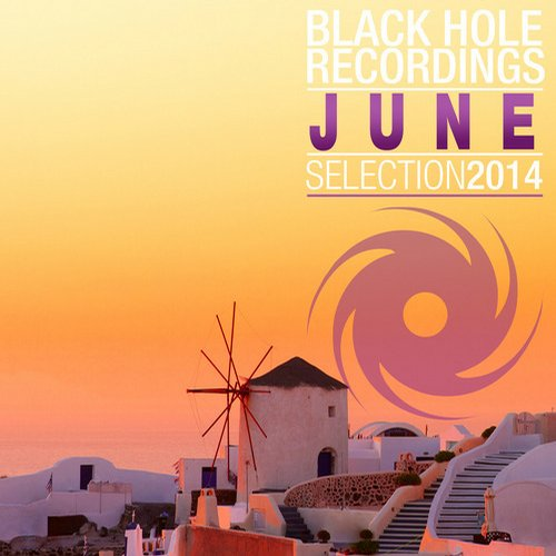Album Art - Black Hole Recordings June 2014 Selection