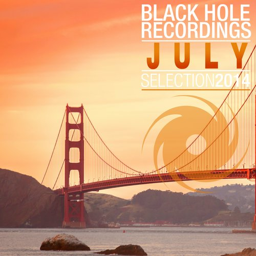 Album Art - Black Hole Recordings July 2014 Selection