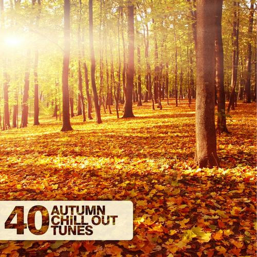 Album Art - 40 Autumn Chill Out Tunes