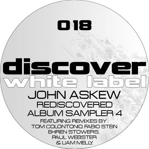 Album Art - Rediscovered Album Sampler 4