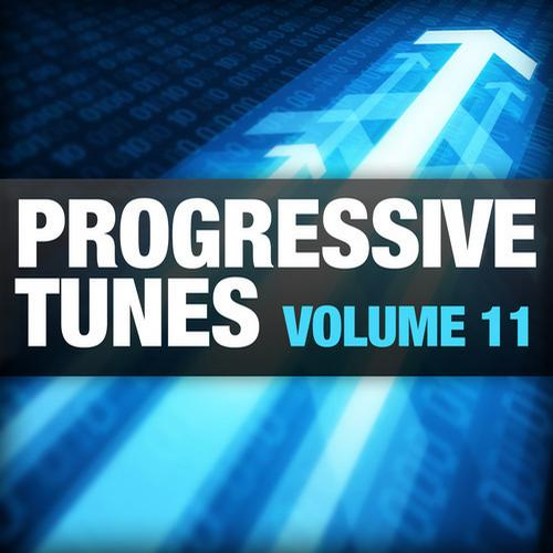 Album Art - Progressive Tunes, Vol. 11