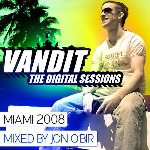 Album Art - Vandit The Digital Sessions Miami 2008