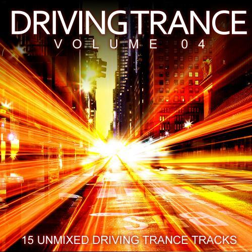 Album Art - Driving Trance Volume 4