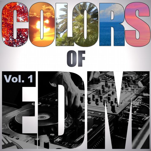 Album Art - Colors of Edm, Vol. 1