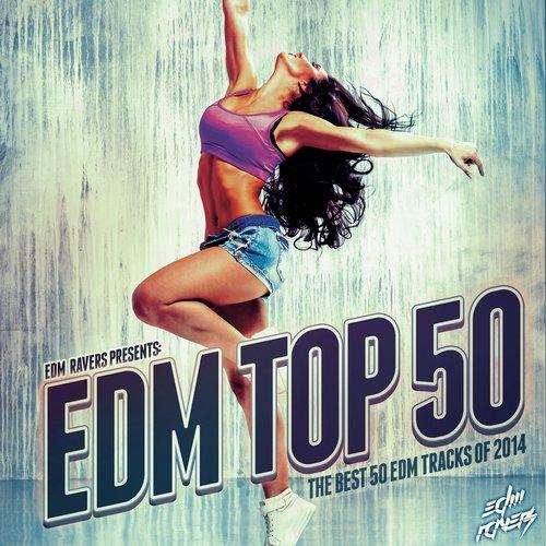 Album Art - EDM Top 50 2014