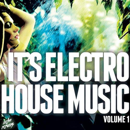Album Art - It's Electro-House Music, Vol. 1
