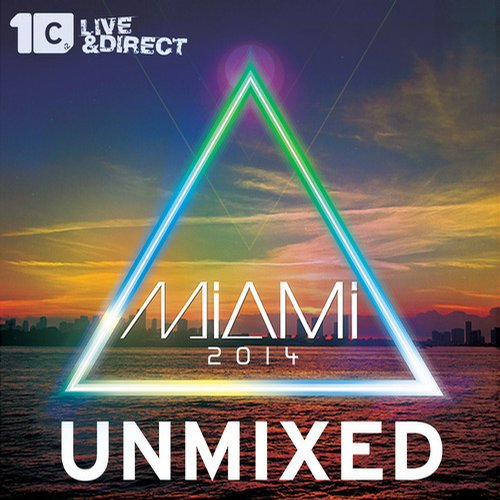 Album Art - Miami 2014 - Unmixed DJ Version